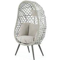 Naples Rattan Standing Chair - 1