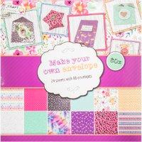 Craft Sensations 30.5cm Envelope or Giftbox Design Pad