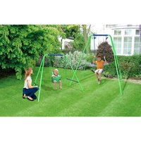 2-in-1 Convertible Swing