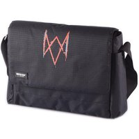 WATCH DOGS Legion Patches Messenger Bag