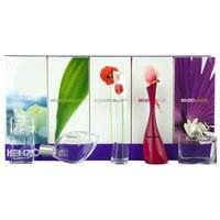 Kenzo Womens Miniatures Collection Gift Set x 5 - Various