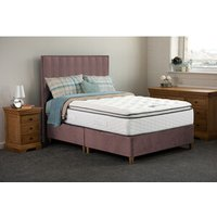 Jonas and james Hamilton Non Storage Divan Bed Set - Blush / Single