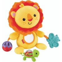 Fisher-Price Activity Lion - Yellow