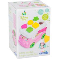Disney Baby Minnie Mouse Shape Sorter Bus