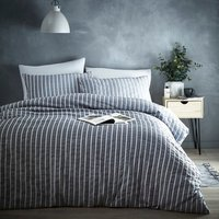 Dante Duvet Cover and Pillowcase Set - Super King