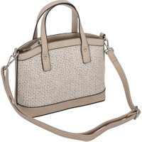 Ladies Lucy K Handbag - Beige