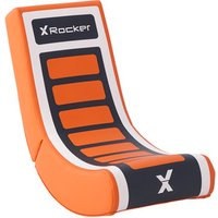 'X Rocker Video Rocker Gaming Chair - Orange