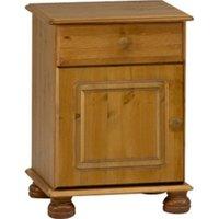 Richmond Bedside Table - Pine