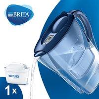 BRITA M+ Marella Water Filter Jug - Cool Blue
