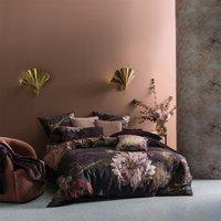 Dark Floral Duvet Cover Set - Dark Floral / King