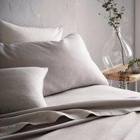 Portfolio Home Aspect Flat Sheet - Silver / Single
