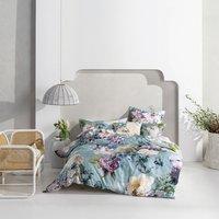 Sweetly Sophisticated Floral Duvet Cover Set - King