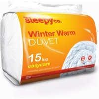 Sleepworks Extra Warm Duvet - Double