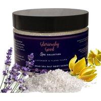 Lavender and Ylang Ylang Dead Sea Salt Body Scrub