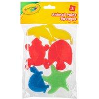 'Crayola Animal Paint Sponges