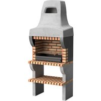 BBQ Bailen Plus XL Orange Brick
