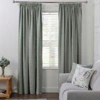 Chiltern Tape Curtains - Sage / 183cm / 168cm