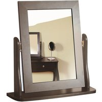 Steens Baroque Mirror - Black