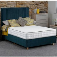 Jonas and james Hadleigh Non Storage Divan Bed Set - Ocean / Single