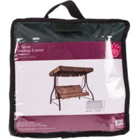 Three Seat Swing Cover  - Green