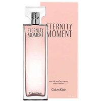 Calvin Klein Eternity Moment Eau de Parfum Women Perfume Spray  - Pink