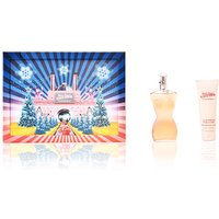 Jean Paul Gaultier Classique Eau de Toilette Womens Christmas Gift Set - Pink