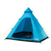 Summit Four Person Tipi Tent - Blue