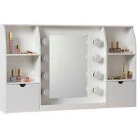 Light Up Mirror Vanity Unit