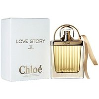 Chloe Love Story Eau de Parfum Womens Perfume Spray 30ml - Gold