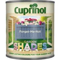 Cuprinol Garden Shades Paint - Forget Me Not / 1l