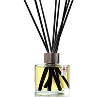 Cocoa and Patchouli Scented Reed Diffuser - Clear