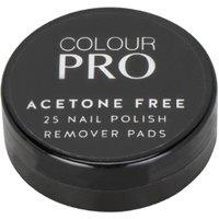 'Colour Pro Nail Polish Remover Pads