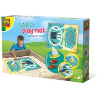 SES CREATIVE Childrens Unisex Water and Roads Sand Play Mat