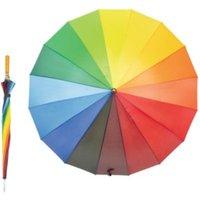Image of Rainbow Golf Umbrella