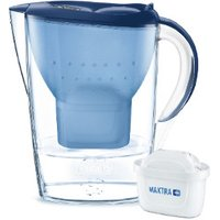 BRITA M+ Marella Water Filter Jug - Cool Blue