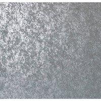 Texture Kiss Foil Wallpaper - Charcoal