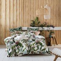 Exotic Botanical Duvet Cover Set - Double