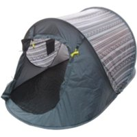 Summit Two Person Pop-up Aztec Tent