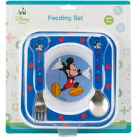 Disney Baby Mickey Mouse Feeding Set