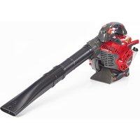 Mountfield Mbl270v Petrol Blower Vac - Grey/Red