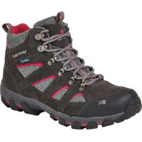 Karrimor Bodmin Ladies Dark Grey Shoe Mid - 4
