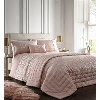 Lucien Duvet And Pillowcase Set - Pink / King