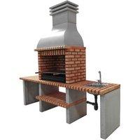Barbecue Altea Plus Right Sinktap