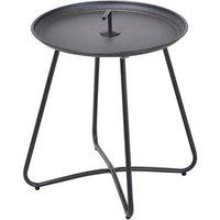 Bistro Table Black