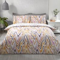Arlo Printed Duvet and Pillow Case Set - Double