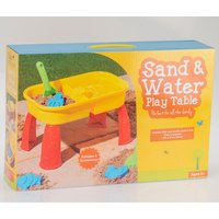 Sand and Water Play Table Set