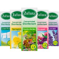 Zoflora 120ml Concentrated Disinfectant