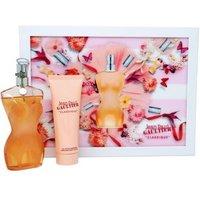 Jean Paul Gaultier Classique Eau de Toilette Womens Gift Set  - Pink