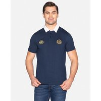 Navy Wilkinson Cotton Rugby Shirt - Navy / M