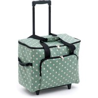 Sewing Machine Trolley Bag Moss - Moss